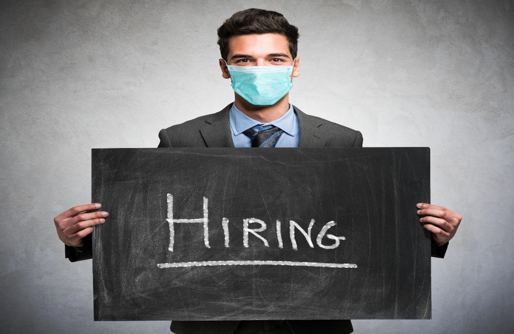 Job Hunting during the Global Pandemic